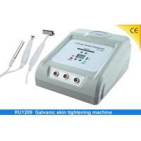 Buy cheap Galvanic Wrinkle Removal Machine For Face Lifting , Skin Care Equipment RU1209 from wholesalers
