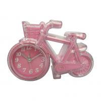 China bicycle shape table clock  for home decoration wholesale