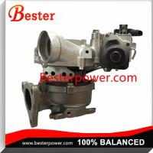 China 17201-51010 Turbocharger for Toyota 200 wholesale