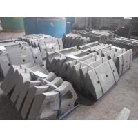 China Sand Cast Steel Mill Lining System With HRC50 Hardness And AK50J DF069 wholesale