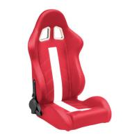 China JBR1045 PVC Sport Racing Seats With Adjuster / Slider Car Seats wholesale