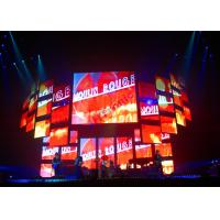 P8 Outdoor Rental LED Display Wall Mobile LED Stage Background Curtain 1R1G1B