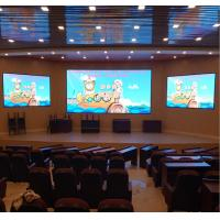 China Fixed Installation Indoor LED Video Wall 3mm Pixel Pitch SMD 2020 150° Viewing Angle wholesale