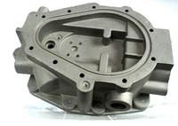 China Custom power coating, painting Aluminium pressure die casting part with ISO9001 wholesale