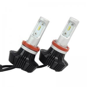 China Portable LED Lights12V/24V LED Headlight 36W4000LM  Lumiled ZES LED Chip wholesale