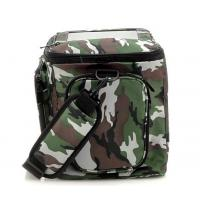 China 600D Polyester Camo Color Fishing Bag with 3.6W Solar Panel And 2200mAh Back-up Battery wholesale