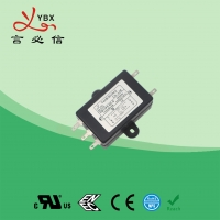 China Yanbixin Shielding Electrical Power Line Filters For Small Machine Mash Welder LCD wholesale