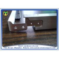 China Aluminum Anodizing Service 6063 T5 Aluminum TV Screen Frame With Nice Appreance on sale