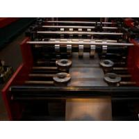 China China High Quality Thickness 4mm C & Z Purlin Automated Changeable Roll Forming Machine  With 17 Forming Stations wholesale