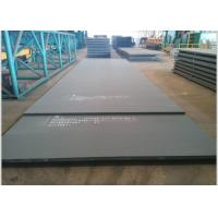 China Structural Hot Rolled Plate Steel Thick  6 - 100mm Atmospheric Corrosion Resistant wholesale