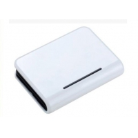 China 110x80x25mm Plastic Network Case Wifi Router Housing wholesale