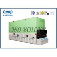 China Fire Tube Chain Grate Thermal Oil Boiler With Coal Fired / Biomass Fired wholesale