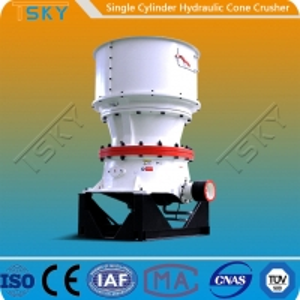 China HPST440S Single Cylinder Hydraulic Cone Crusher wholesale