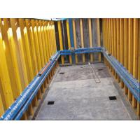 Quality Adjustable Shaft Platform System / Automatic Climbing Formwork For High Rise Building SP System for sale