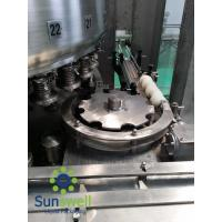 China Automatic Carbonated Beverage Aluminum Can Filling Machine With Large Flow Rate wholesale