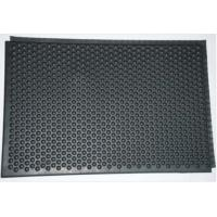 China Black Anti Static Rubber Floor Mats , Customized Anti Static Grounding Mat wholesale