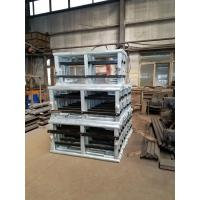 Quality 3.0×1.3×2.2M Construction Material Lifting Hoist With 60m / min Rated Lifting for sale