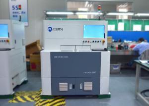 China Security Fiber Laser Cutting Machine With Good Edge / Cutting Magnesium Aluminum Alloy wholesale