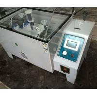 China Salt spray test chamber / environmental test chamber for corrosion test in lab on sale