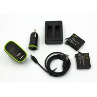 China Wall charger , Car Charger , Dual Charger and Battery Set for GoPro Hero wholesale