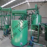 China ZSA-3 waste oil re-refining plant for Making Base oil from used engine oil wholesale