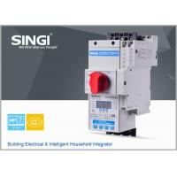 China SWCPS Series Fire Isolation Air Circuit Breakers  , Control Protective Switch CPS wholesale