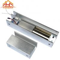 China Frameless Glass Door Em Lock System Including Download Bracket To Install Right Or Left Side Hand wholesale