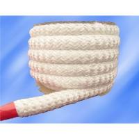 China ceramic  fiber rope wholesale