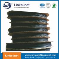 China Black Polyolefin Heat Shrink Cable Sleeve 6mm - 180mm Length -30℃ - 80℃ wholesale