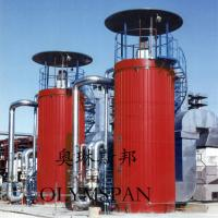 Quality Automatic Gas Fired Vertical Thermal Oil Boiler High Efficiency ASME Standard for sale