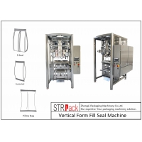 China 1-5KG Automatic Pouch Bag Chocolate Sauce Packing Machinery Chocolate Cream Jam Packaging Machine wholesale