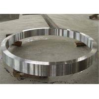 China Forged Rings Disc Duplex Stainless Steel Flanges ASTM A182 347H DN10 - DN1500 wholesale