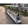 China Aluminum Alloy Suspended Scaffold Platform 220v 60hz Three Phase Zlp800 wholesale