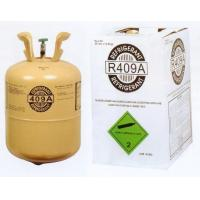 China Purity 99.8% R409A Gas HCFC Refrigerant R-22 Replacement OEM , ROSH SGS wholesale