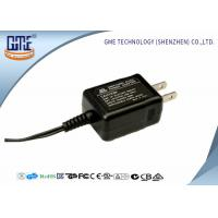 China OEM ODM 12v Switching Power Adapter , ac dc switching adapter with 2 Years Warranty wholesale