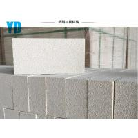 China Thermal Insulation lightweight Refractory Silica Insulating Fire Brick on sale