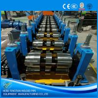 China Automatic Cold Roll Forming Machine Hydraulic Cutting U Purlin Shape ISO9001 wholesale