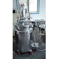 China 304 SUS Stainless Steel Storage Tanks Air Press For Pharmaceutical Dairy Foods wholesale