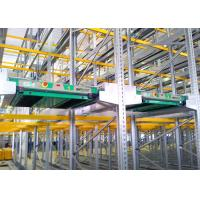 Quality Radio Shuttle Racking Pallet Storage System for sale
