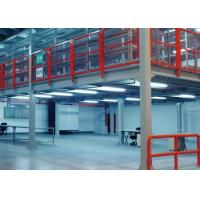 China Heavy Duty Warehouse Multi-tier Steel Platform wholesale