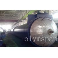 Quality Industrial Insulated AAC Autoclave With Autoclaved Aerated Concrete Block for sale