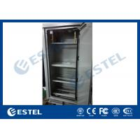 China Good Sealing Anti-theft Outdoor UPS Battery Cabinet / Outdoor Equipment Telecom UPS Battery Charging Cabinet wholesale