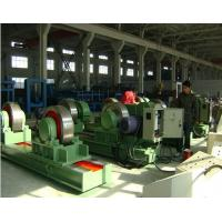 100ton Pipe Turning Rolls For For Manual / Automatic Welding Of Metal Cylinder