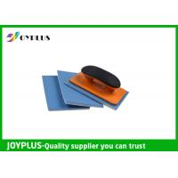 China Customized Color Home Cleaning Tool Melamine Cleaning Sponge Set With Handle wholesale