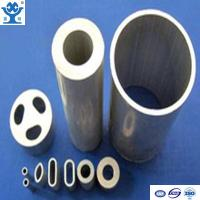 China Low price extruded mill finish 6063 aluminum alloy pipe on sale