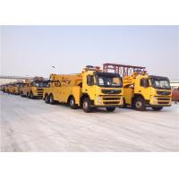 Buy cheap KFM5540TQZ 10x4 Drive Heavy Duty Wrecker With 12.8L Emission Diesel Fuel from wholesalers
