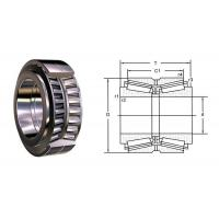 Quality GCr15 P5 Double Row Taper Roller Bearing ID 100 - 500 Mm Mining Industry for sale