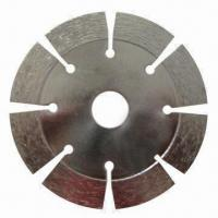 Buy cheap Diamond Saw Blade with Dry Cutting, Customized Sizes are Accepted from wholesalers