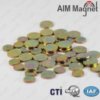 China strong neodymium disc magnets for sale wholesale