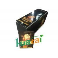 Buy cheap Gold Reallas XXX Tablet Herbal Male Enhancement 24caps / box Specification GMP & FDA from wholesalers